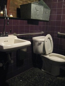 Jazz Standard Wheelchair accessible room