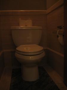 Kitano ladies toilet