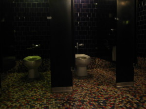 BB King Womens toilets