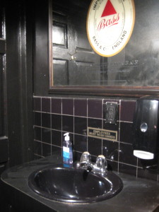 Paddy's ladies sink