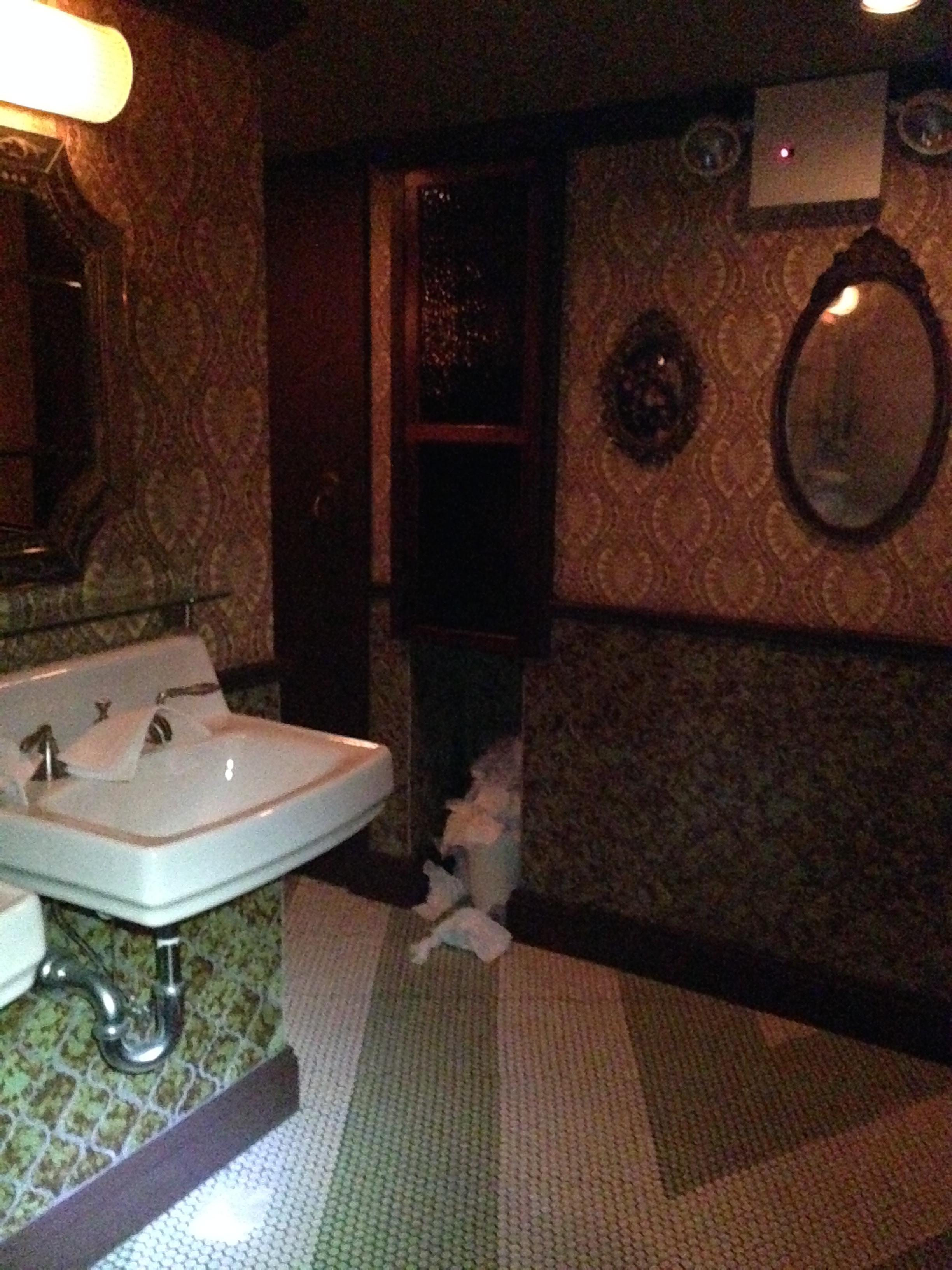 The Flatiron Room - JAZZ TOILET JAZZ TOILET