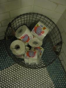 Silvana toilet paper